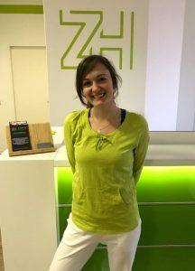 Sarah Ehle Physiotherapeutin in Ludwigsfelde